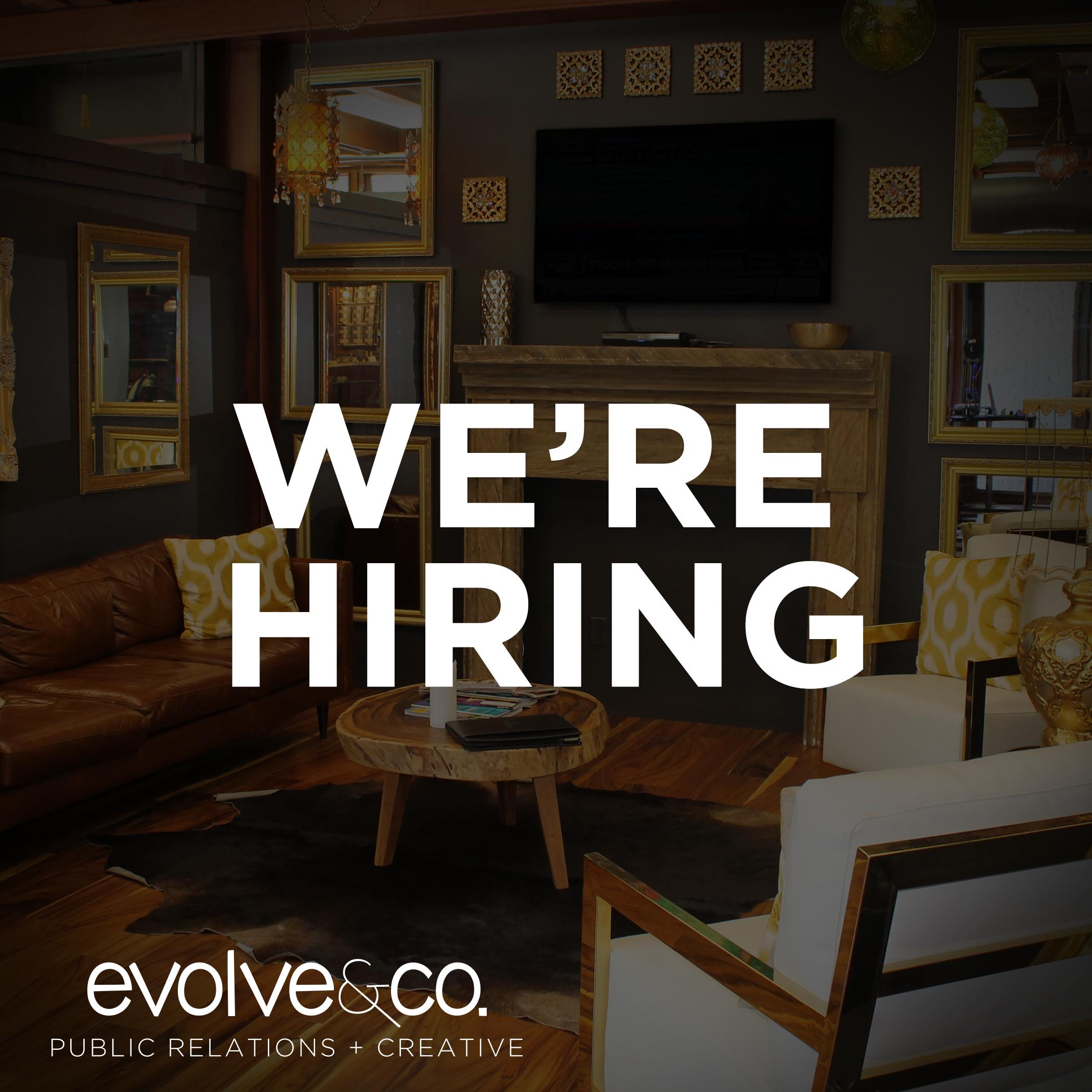 evolve hiring