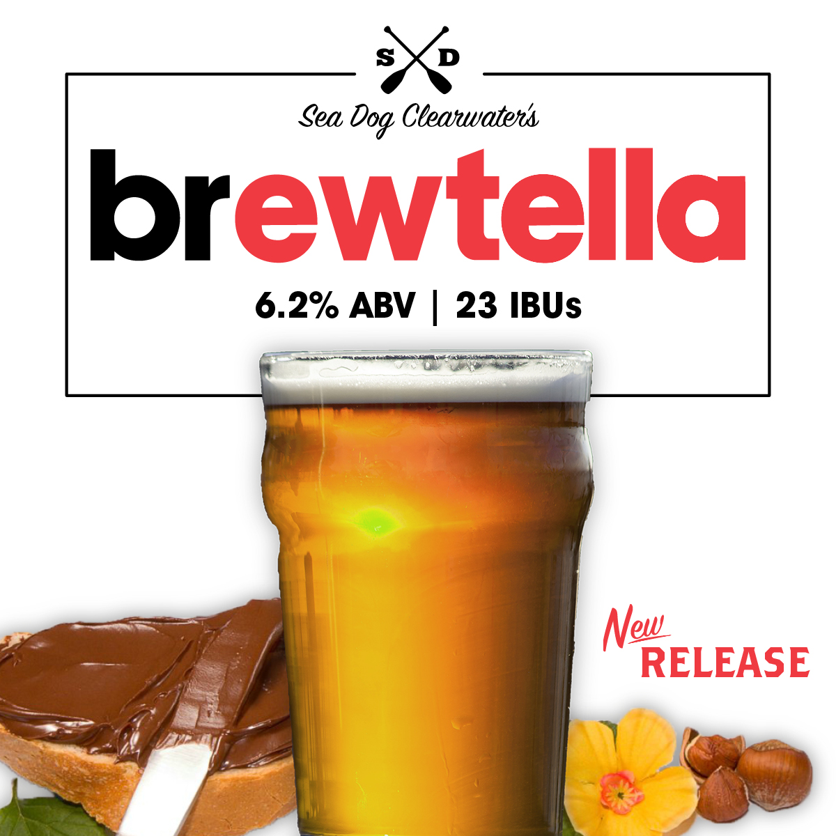 "Client Sea Dog Brewing Co to Feature ""Brewtella"" this December"