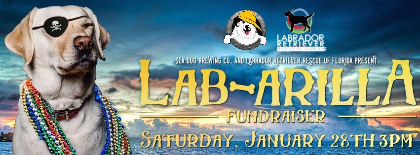 "CLIENT NEWS: Sea Dog Brewing's ""Lab-arilla"" Lands Front Page News"