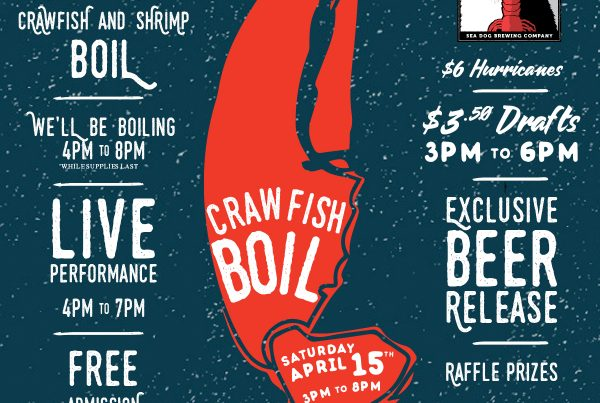 Sea Dog Crawfish Boil