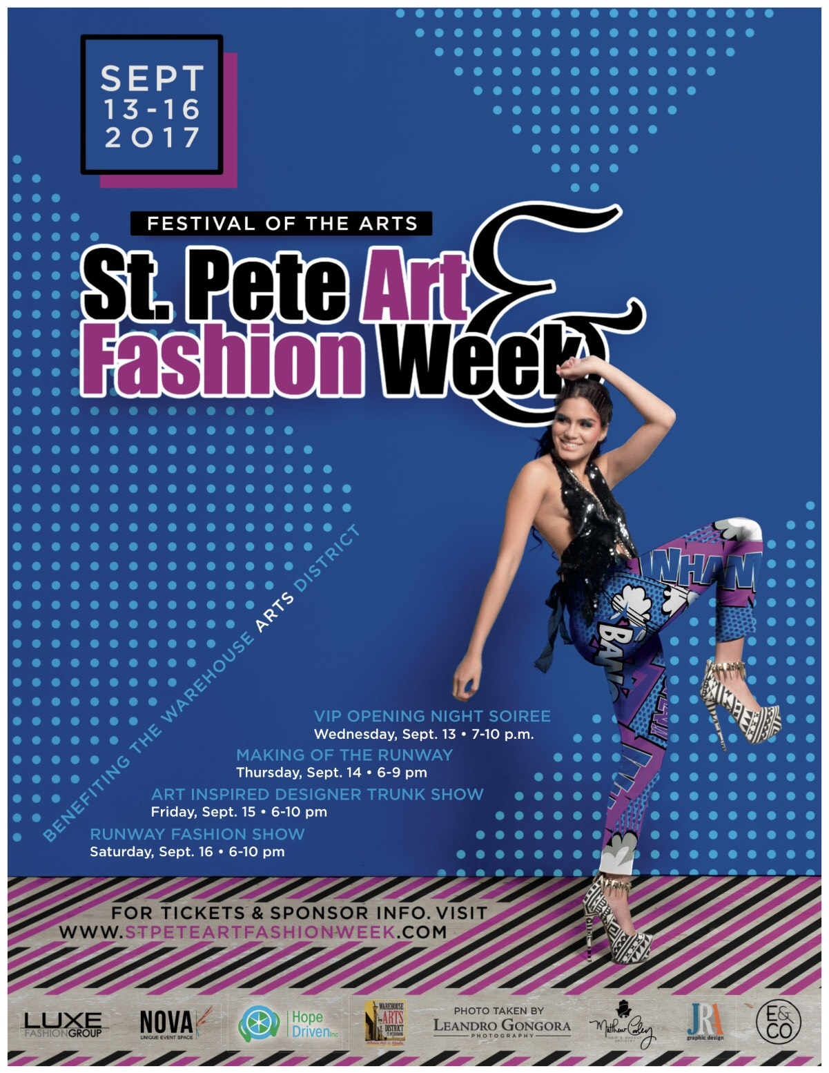 St Pete Art and Fashion Week