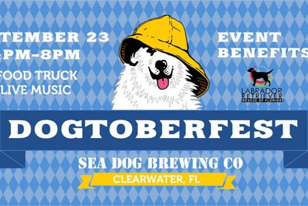 "Sea Dog Brewing, Co Presents ""Dogtoberfest"""