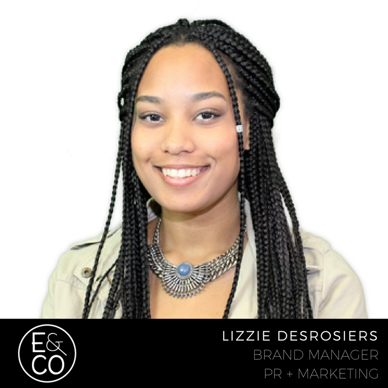 A Look Back: Brand Manager Lizzie Desrosiers' First Year with the Agency