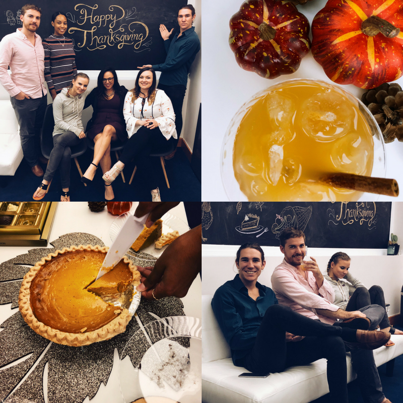 Evolve & Co Wishes You a HAPPY THANKSGIVING!
