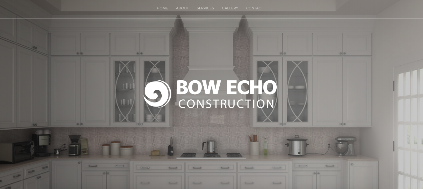 Evolve & Co Launches Bow Echo Construction Website
