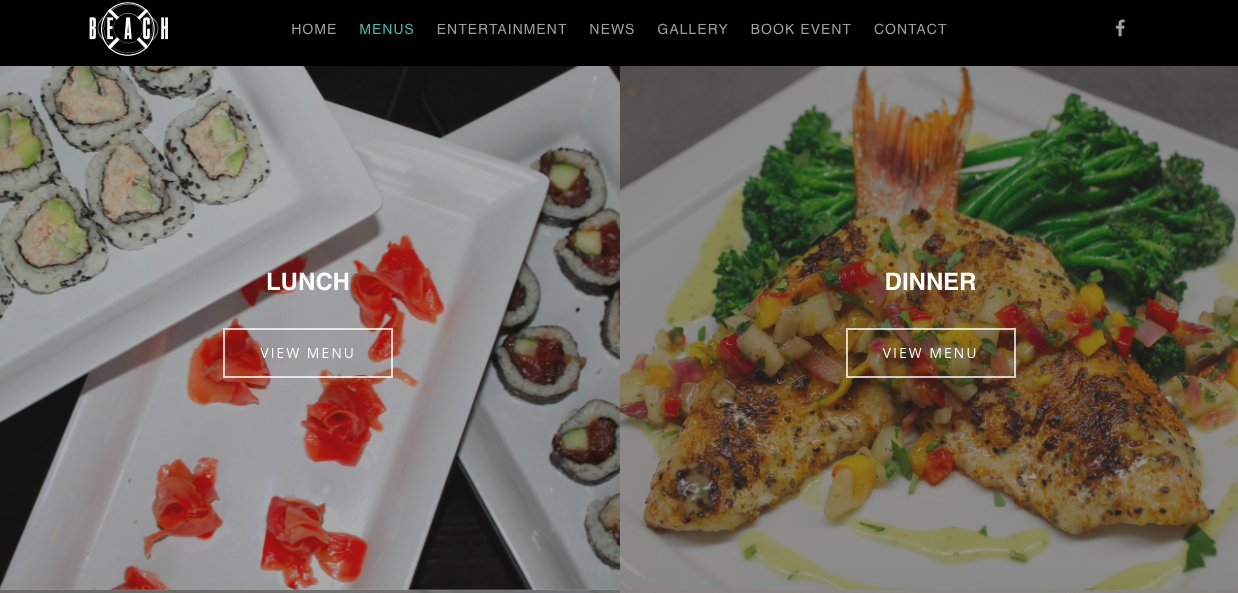 "Evolve & Co Launches The Godfrey Hotel & Cabana's ""Beach"" Restaurant Website"