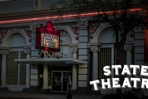 St. Petersburg's Historic State Theatre