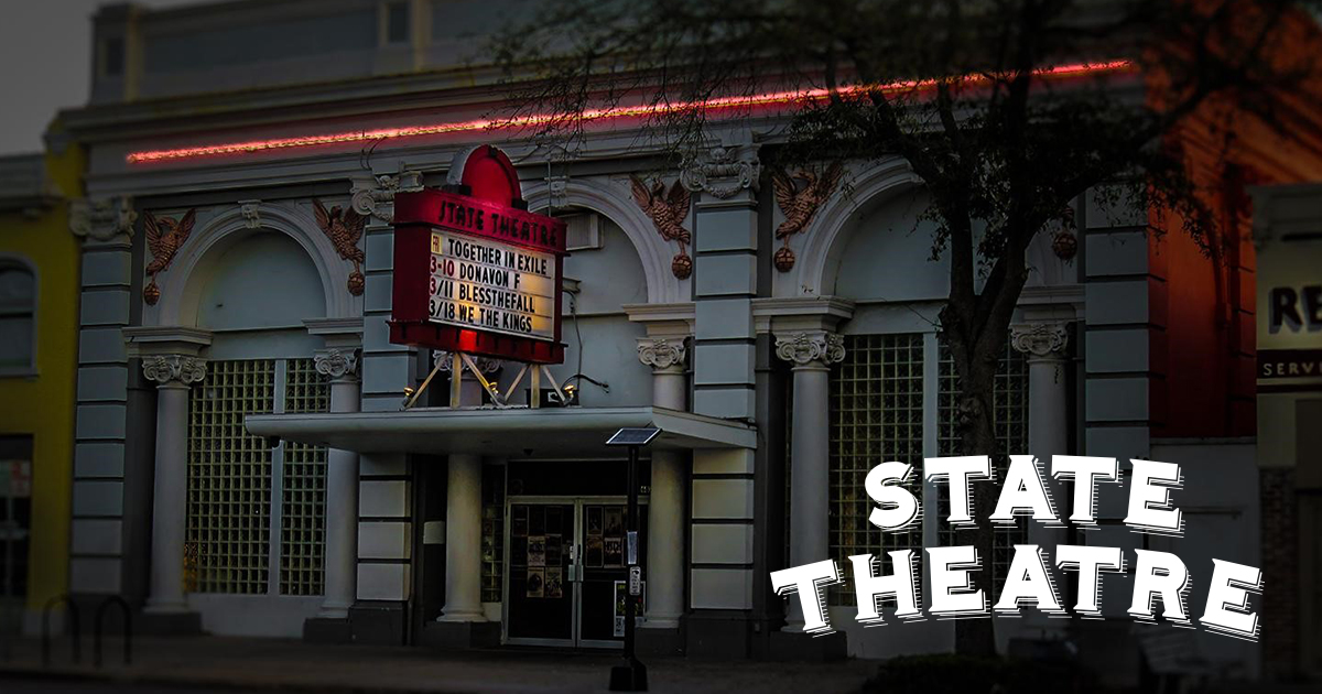 St. Petersburg's Historic State Theatre Sells to Local Philanthropist