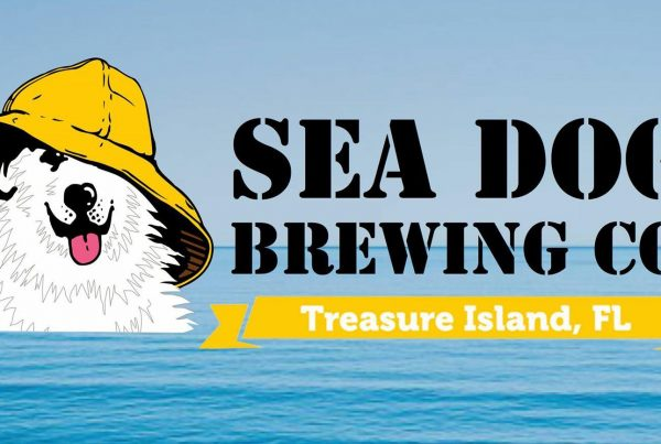 sea dog brewing, treasure island florida