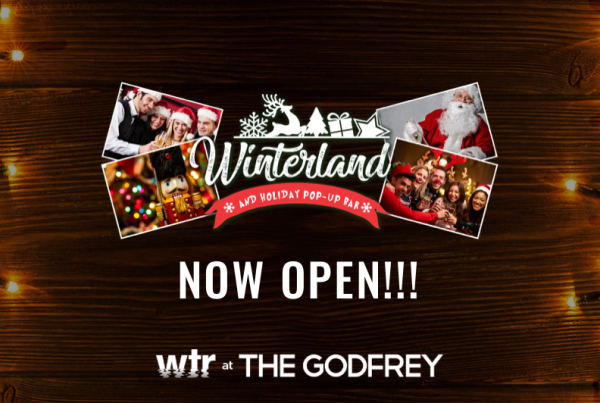 Godfrey Hotel & Cabanas Tampa Presents: Winterland