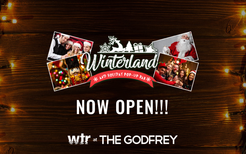 CLIENT NEWS: Godfrey Hotel & Cabanas Tampa Transforms into 'Winterland'