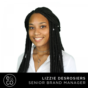 lizzie desrosiers senior brand manager evolve & co tampa bay st pete ad agency