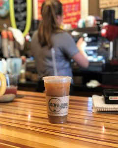 brew d licious iced coffee st pete 600 block