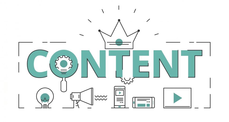 content marketing evolve & co st pete