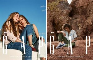gap us summer campaign advertising evolve & co