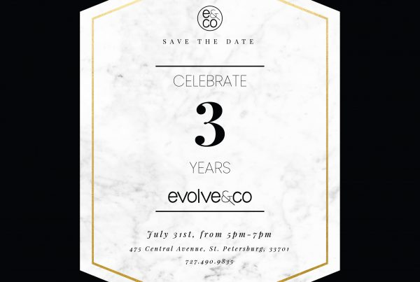 evolve & co anniversary reception st pete dtsp ad agency