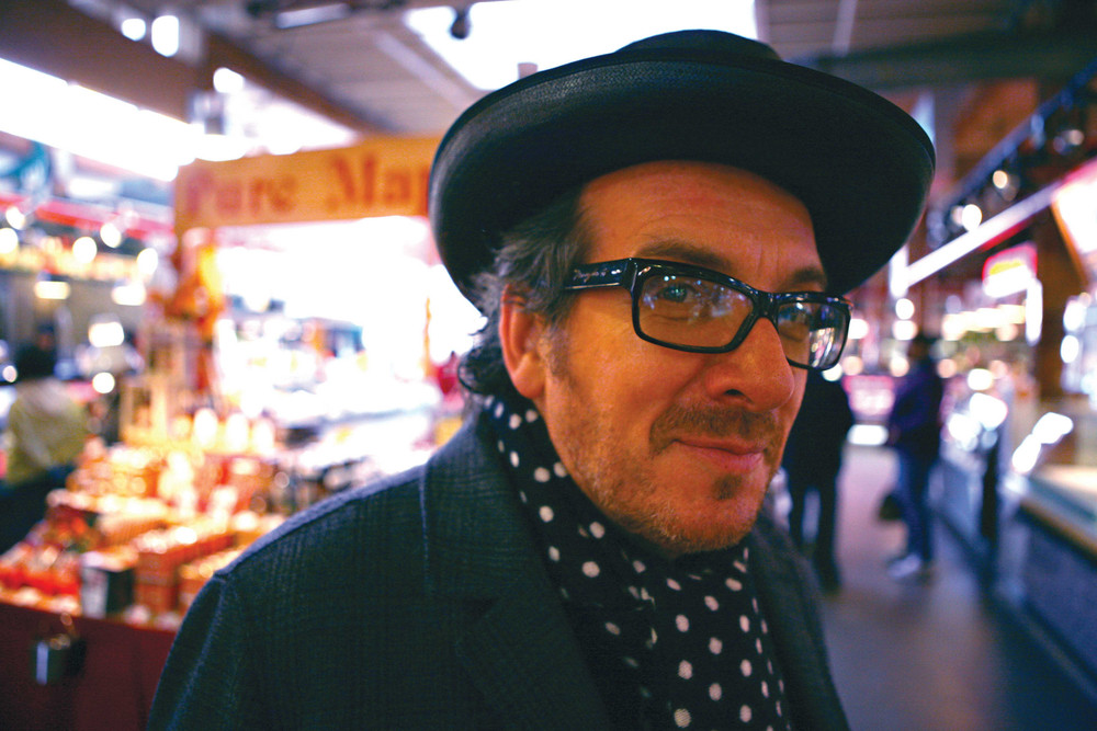 Elvis Costello & The Imposters Headline in St. Petersburg November 10th