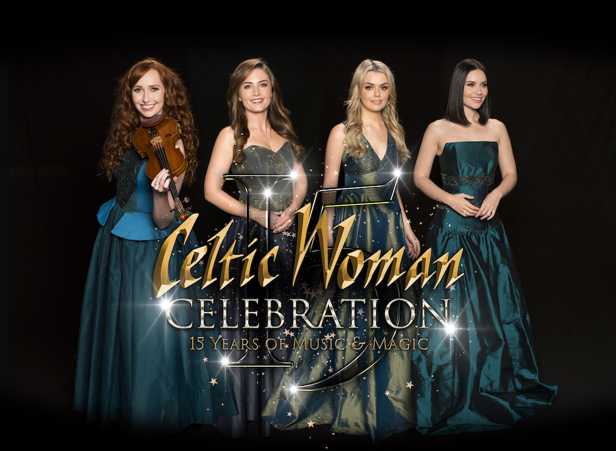 Celtic Woman Celebrates 15 Year Anniversary at the Mahaffey Theater