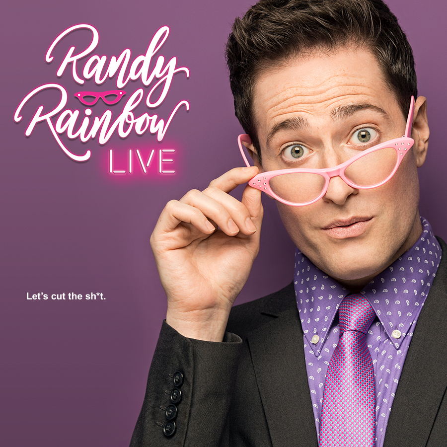 Randy Rainbow Shines on St. Pete This Weekend