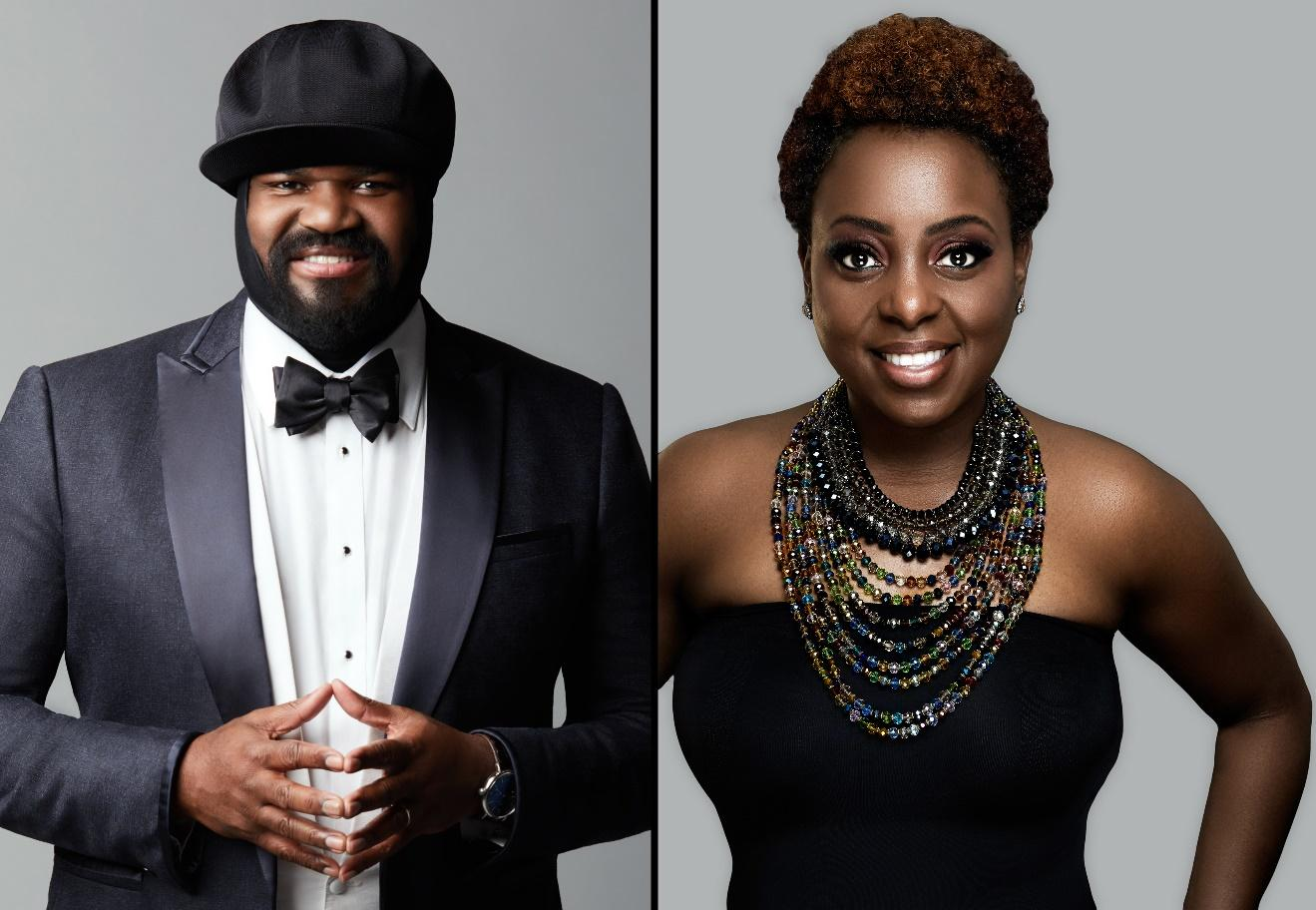 Gregory Porter and Ledisi Announce Show at Mahaffey Theater