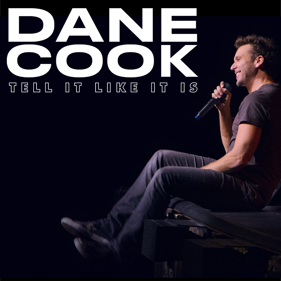 "Dane Cook Brings ""Tell It Like It Is"" Tour to Mahaffey Theater"