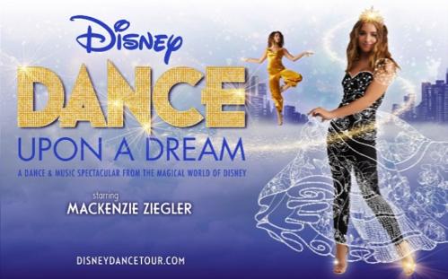 Disney Dance Upon a Dream Dances into Mahaffey Theater on March 5