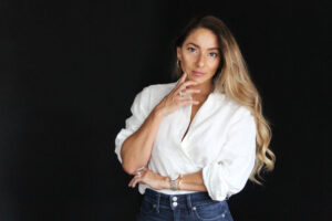 mariana russo chambers founder of cut + clarity