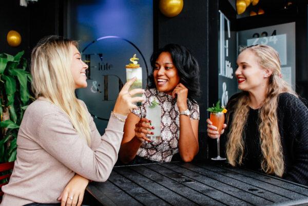 ladies' night flute & dram st pete