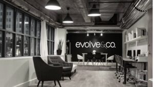 Evolve & Co office in downtown St. Petersburg, Florida