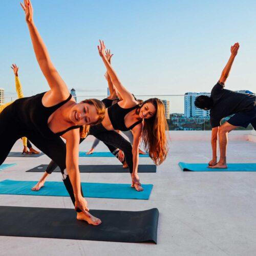 Yoga at The Sarasota Modern