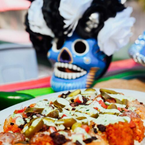 Skull at Nueva Cantina