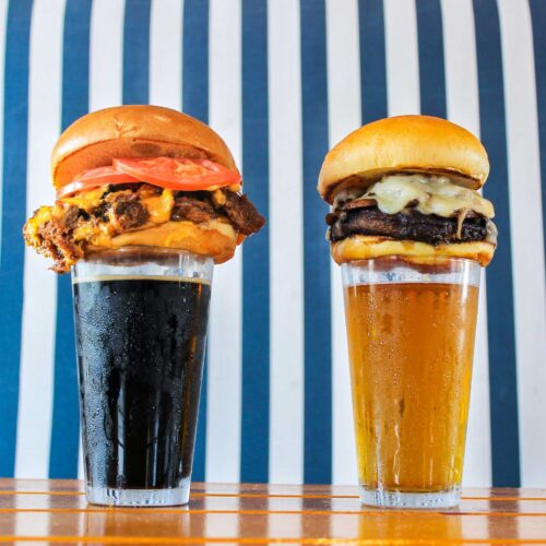 Burgers on beers at the Boulevard Burgers and Taphouse