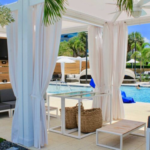 WTR at the Godfrey Hotel and Cabanas Tampa