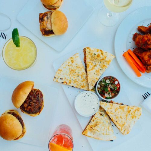 Lunch at the Godfrey Hotel and Cabanas Tampa