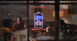 Miller Lite Holiday Ad