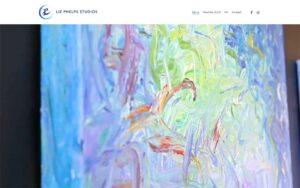 Liz Phelps Studios Website