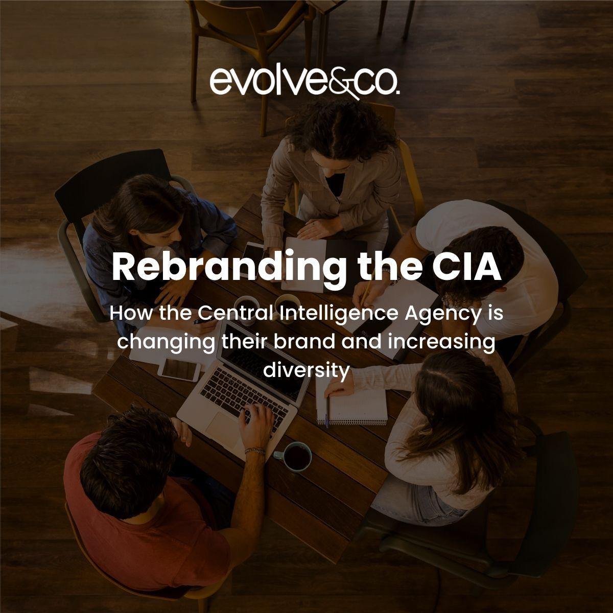 Rebranding the CIA