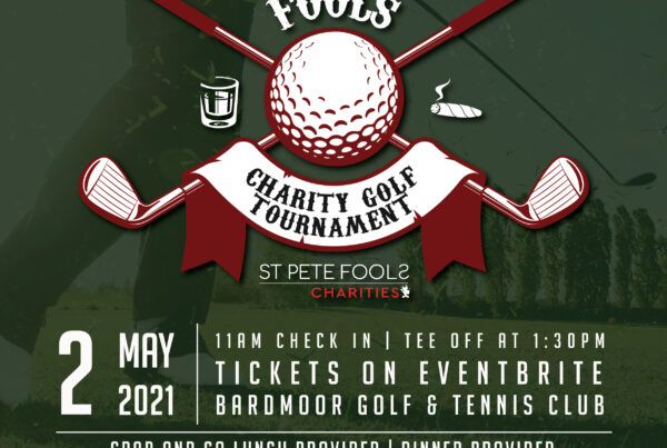 st pete fools charity club golf tournament kimberly house pinellas county
