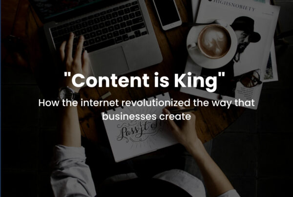 content is king marketing evolve & co st pete ad agency