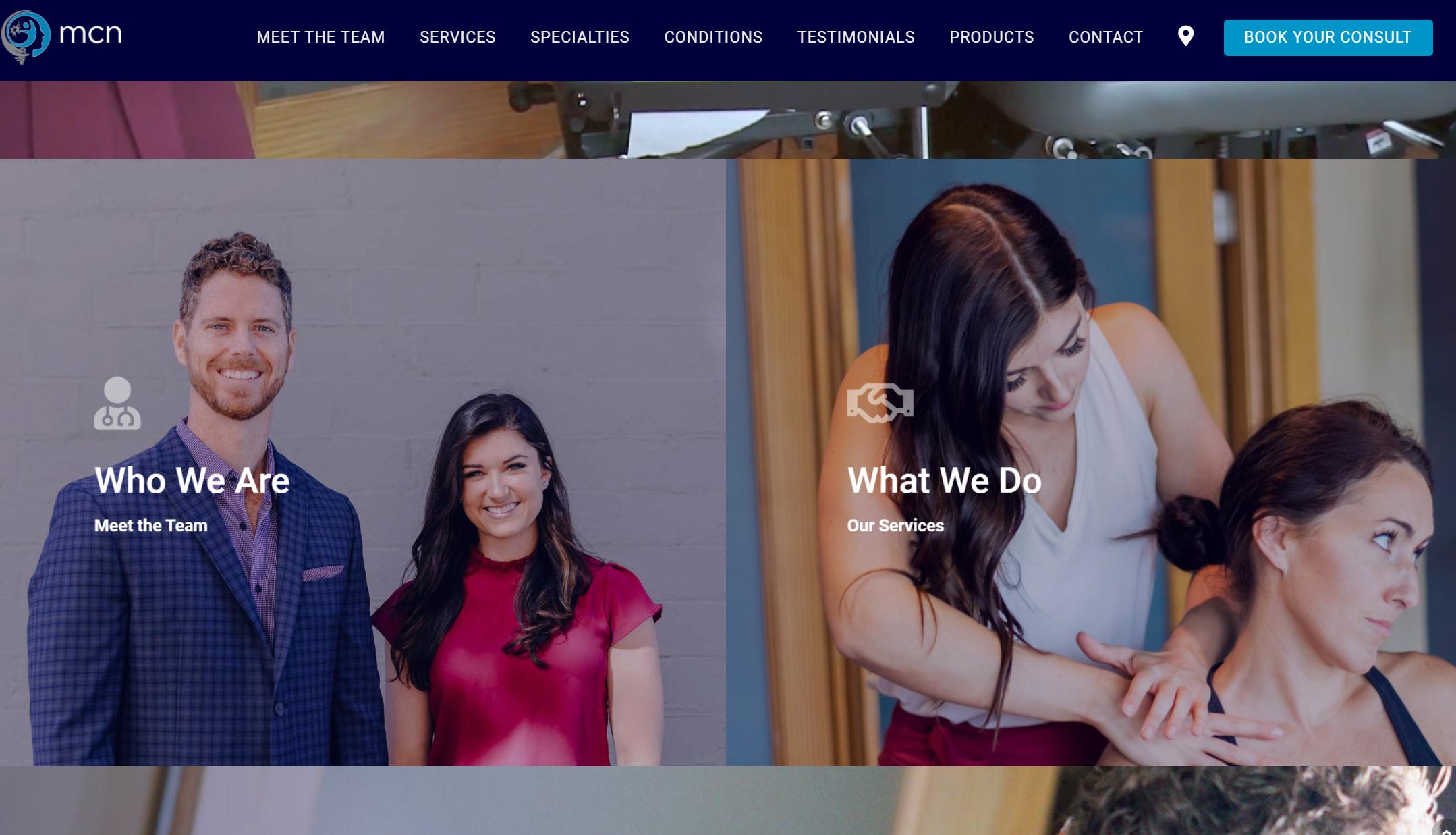 Downtown St. Petersburg's Evolve & Co Reimagines Website for Murray Chiropractic