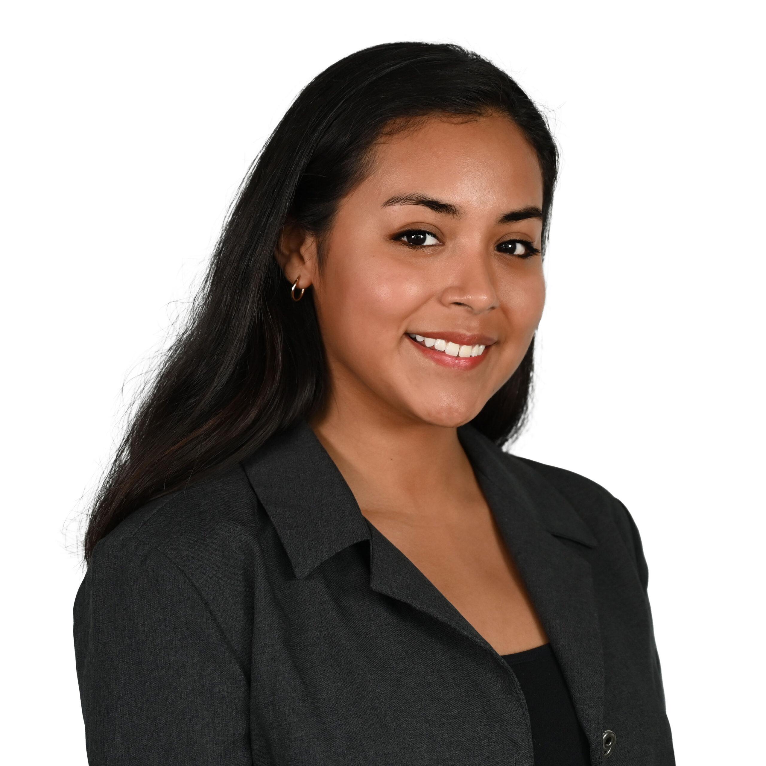 Veronica Ayala Garcia, intern at Evolve & Co.